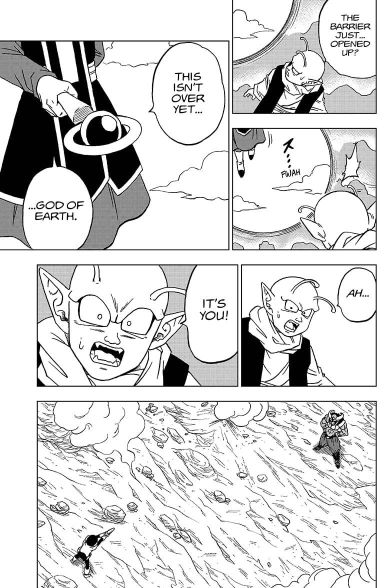 Dragon Ball Super Chapter 62  Online Free Manga Read Image 41