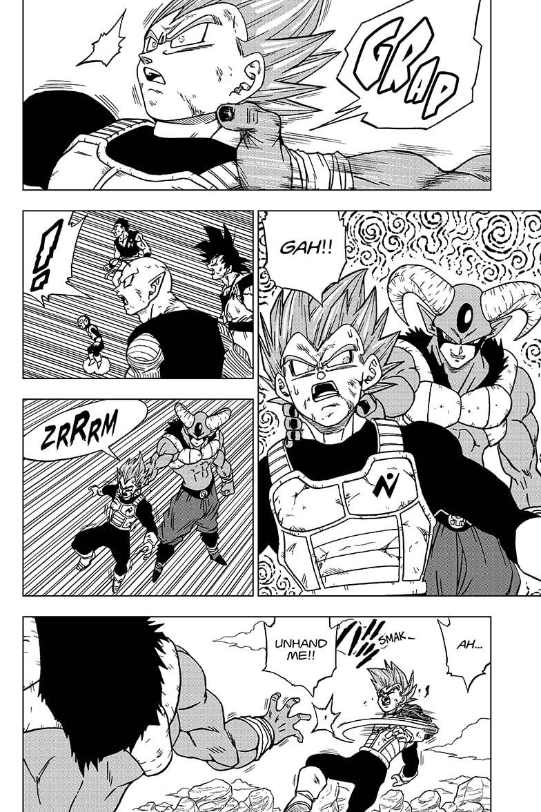 Dragon Ball Super Chapter 62  Online Free Manga Read Image 6