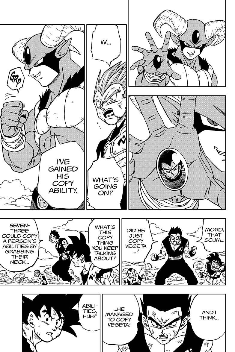Dragon Ball Super Chapter 62  Online Free Manga Read Image 7