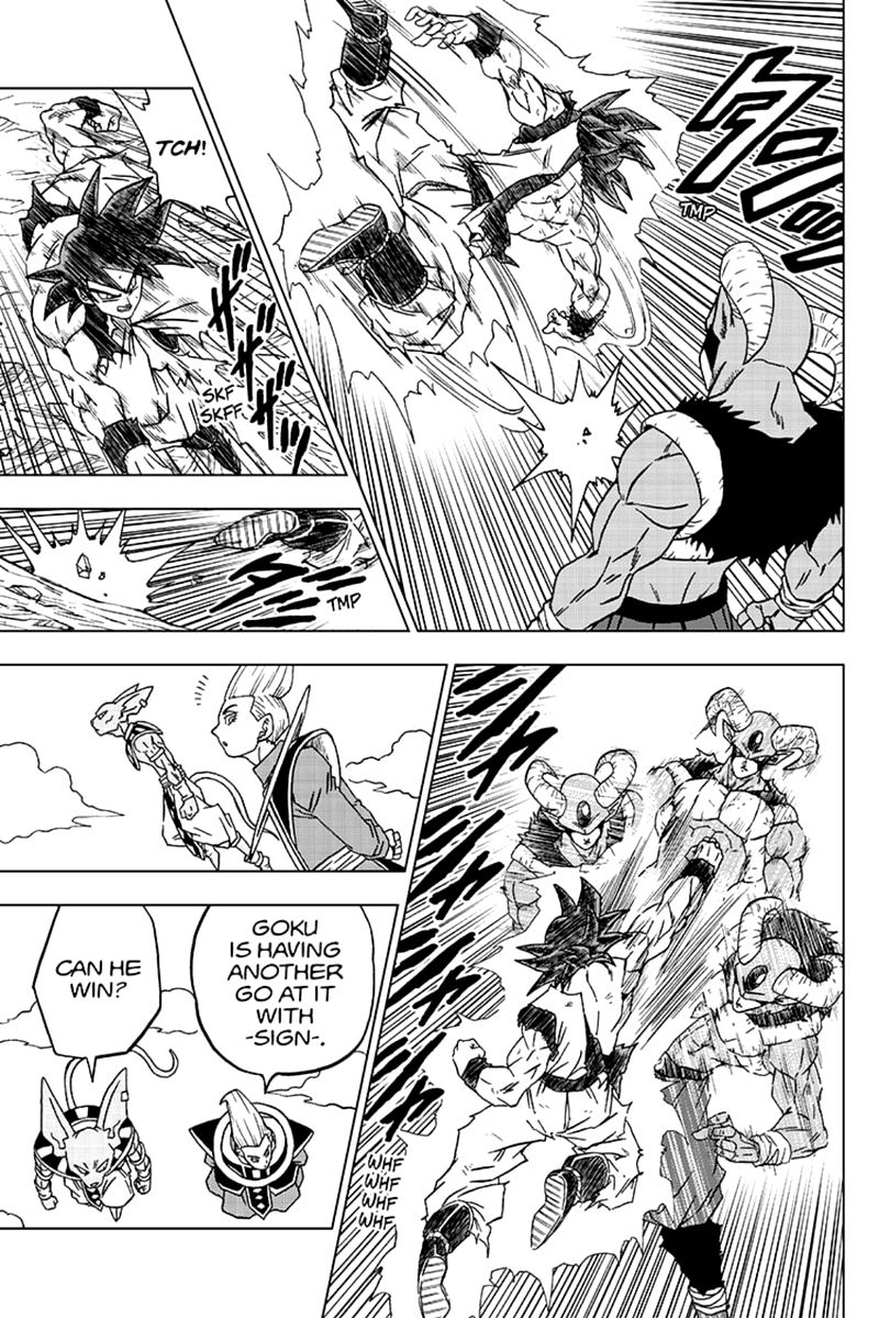 Dragon Ball Super Chapter 63  Online Free Manga Read Image 23