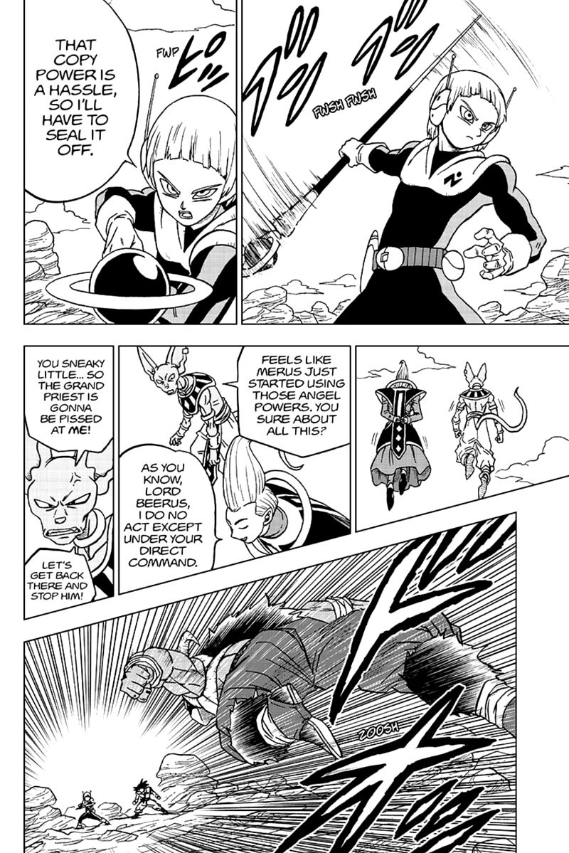 Dragon Ball Super Chapter 63  Online Free Manga Read Image 28