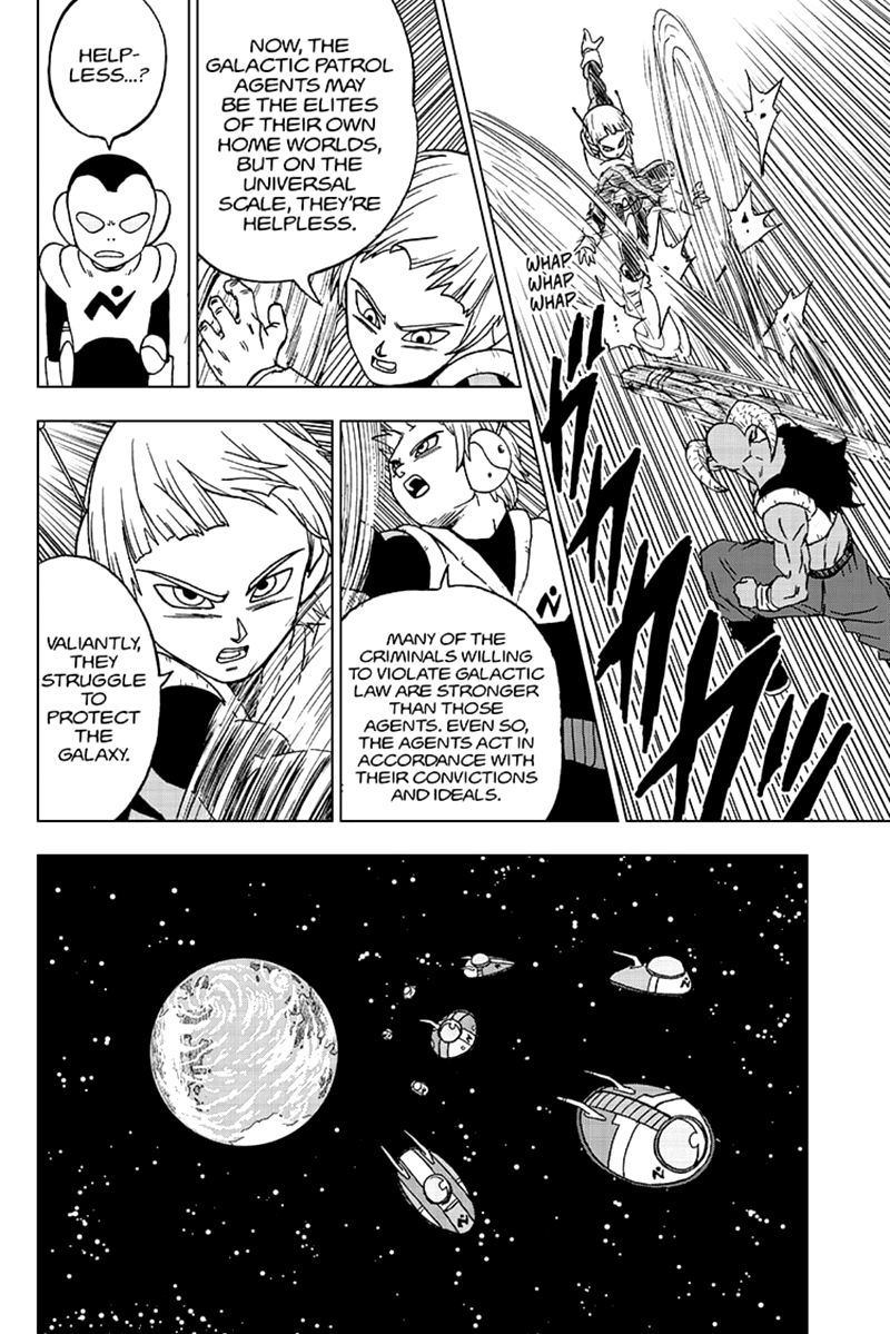 Dragon Ball Super Chapter 63  Online Free Manga Read Image 32