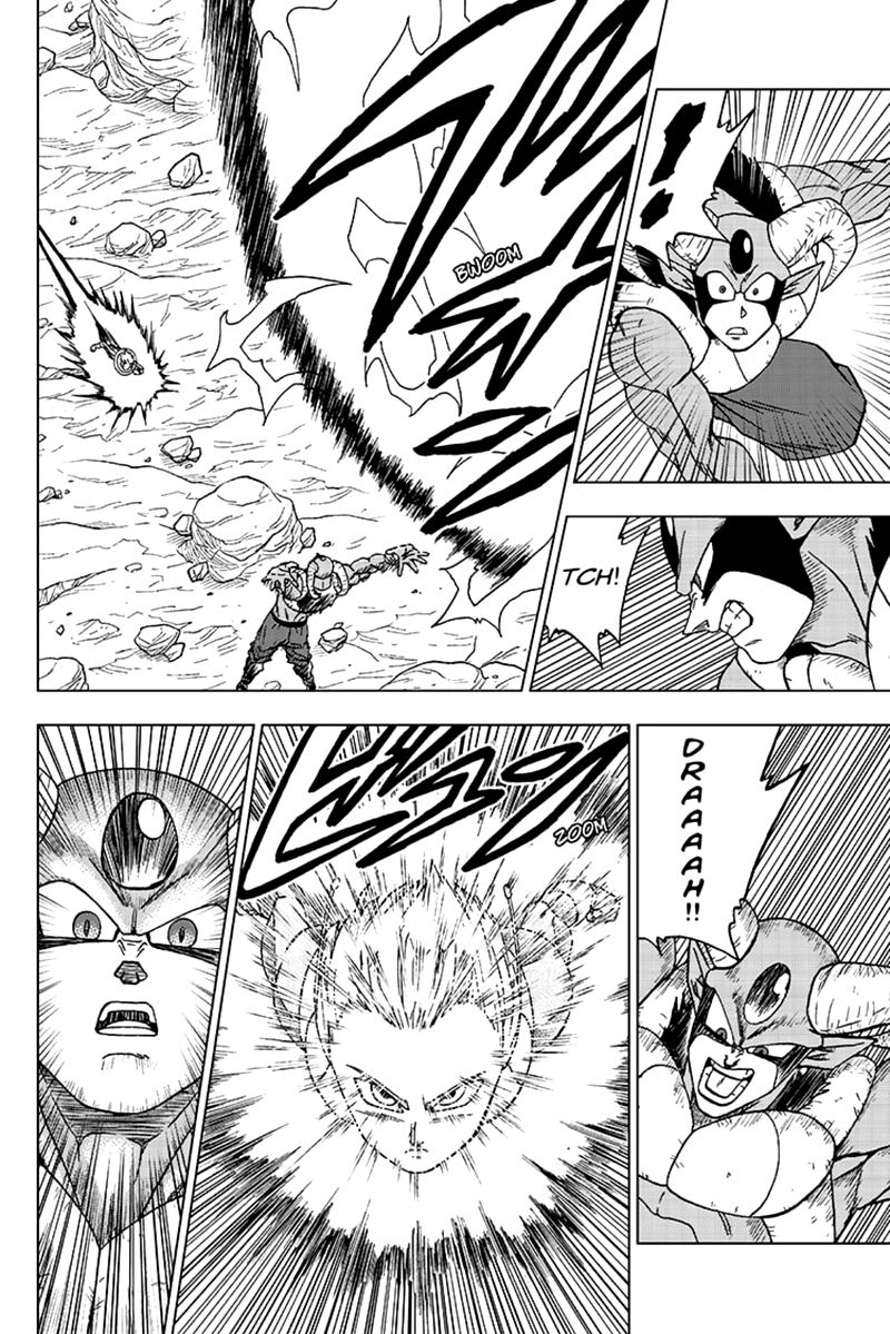 Dragon Ball Super Chapter 63  Online Free Manga Read Image 40