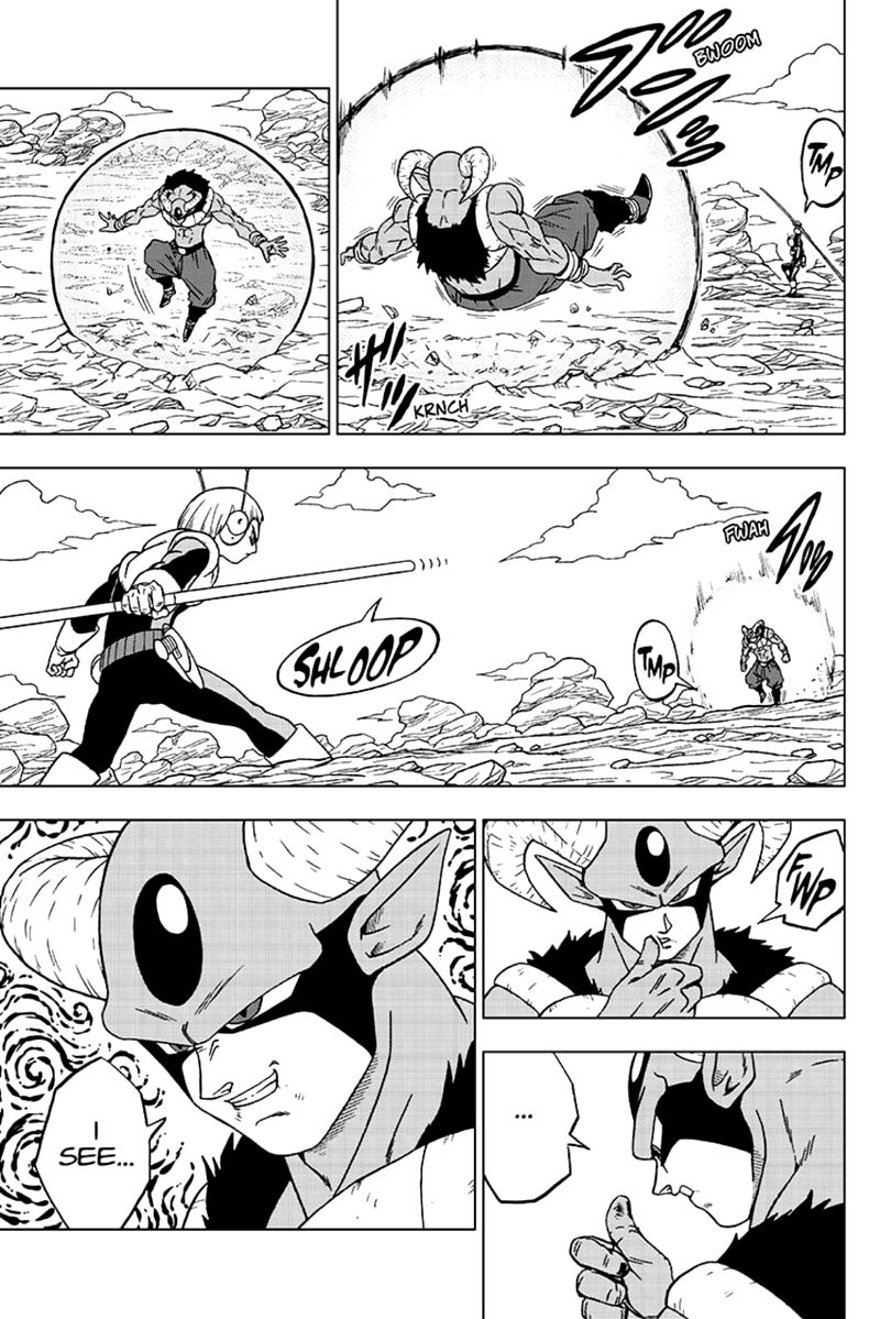 Dragon Ball Super Chapter 63  Online Free Manga Read Image 9