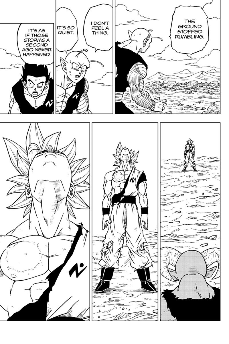 Dragon Ball Super Chapter 64  Online Free Manga Read Image 11