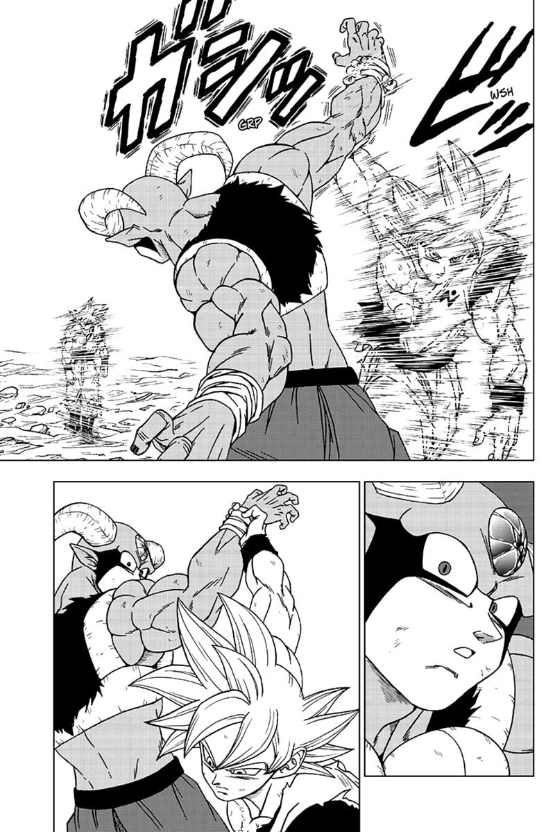 Dragon Ball Super Chapter 64  Online Free Manga Read Image 15