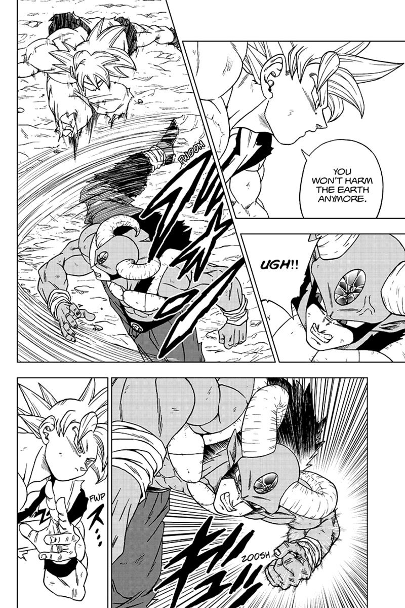 Dragon Ball Super Chapter 64  Online Free Manga Read Image 16