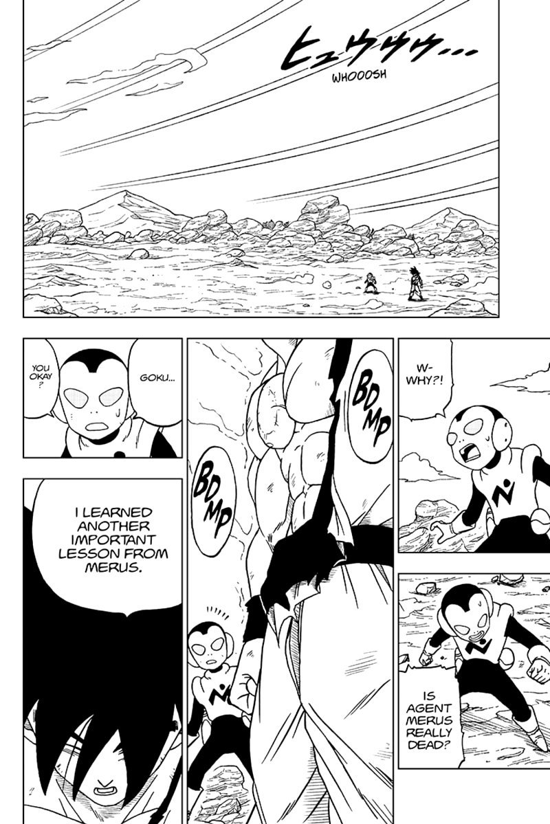 Dragon Ball Super Chapter 64  Online Free Manga Read Image 2
