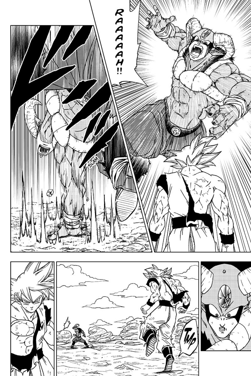 Dragon Ball Super Chapter 64  Online Free Manga Read Image 22