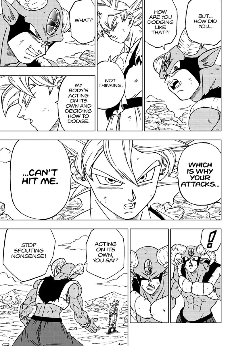 Dragon Ball Super Chapter 64  Online Free Manga Read Image 23