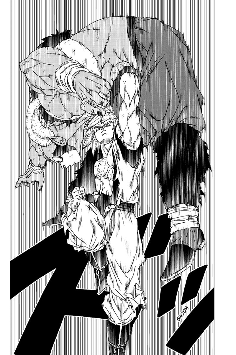 Dragon Ball Super Chapter 64  Online Free Manga Read Image 30