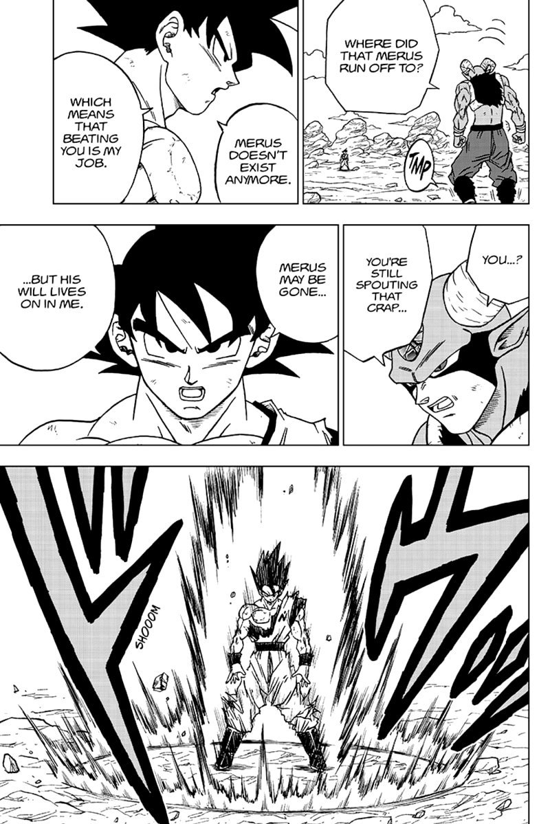 Dragon Ball Super Chapter 64  Online Free Manga Read Image 7