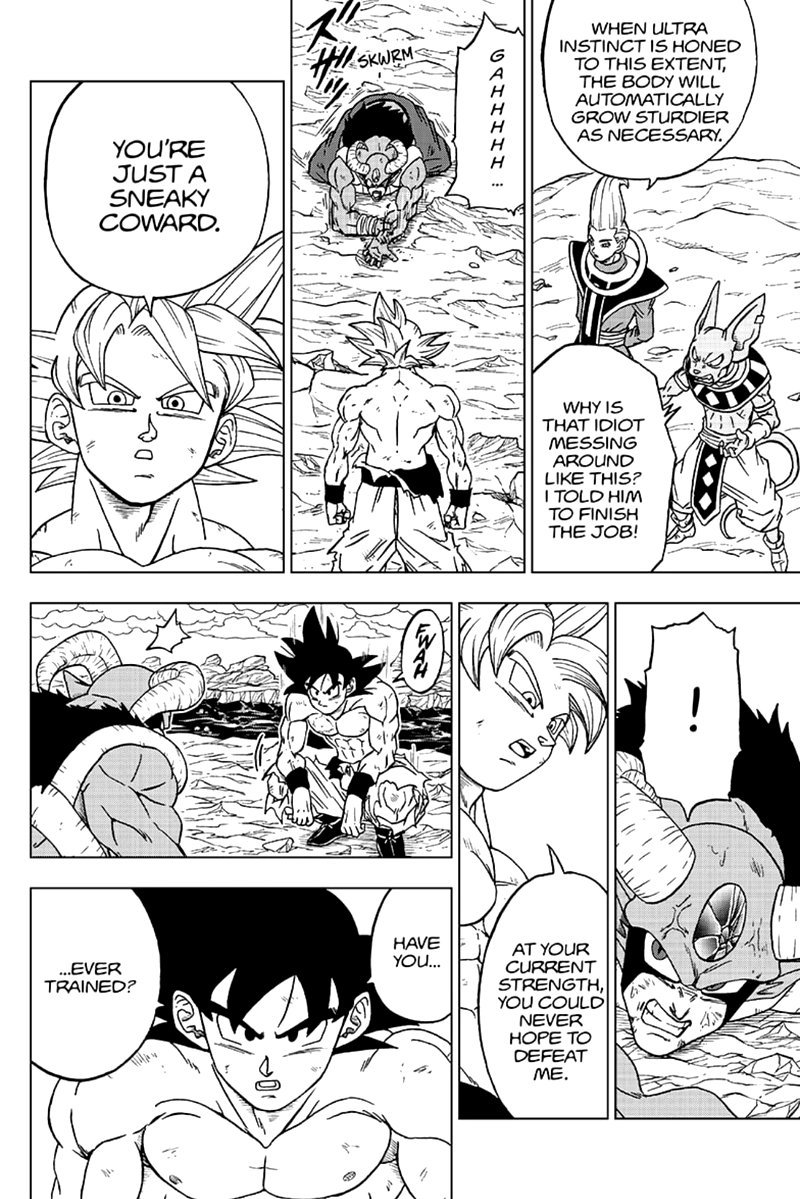 Dragon Ball Super Chapter 65  Online Free Manga Read Image 10
