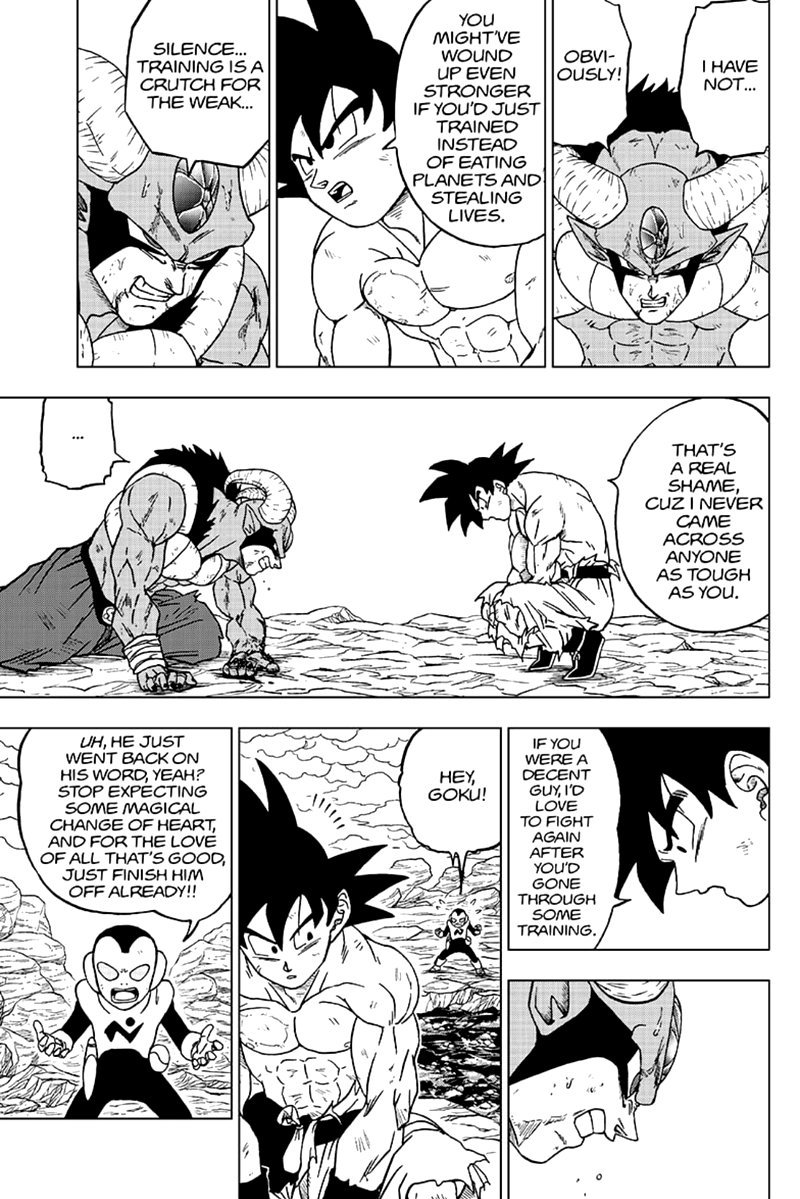 Dragon Ball Super Chapter 65  Online Free Manga Read Image 11