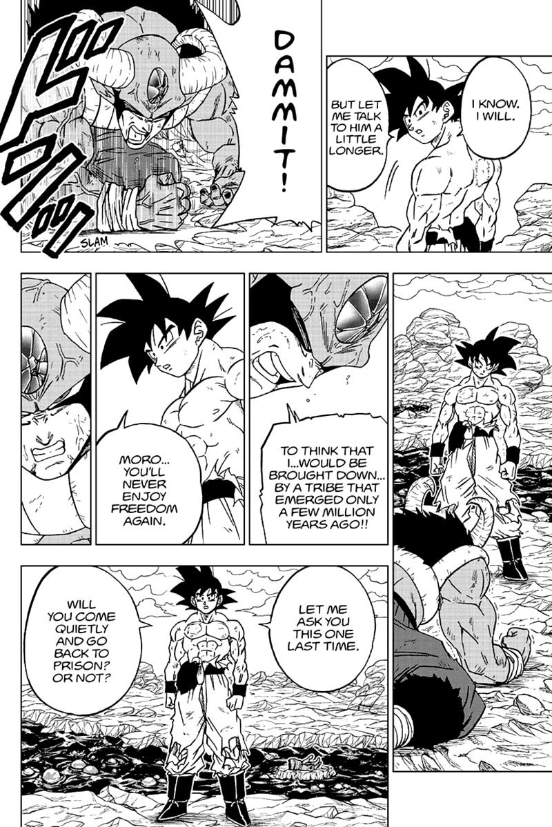 Dragon Ball Super Chapter 65  Online Free Manga Read Image 12