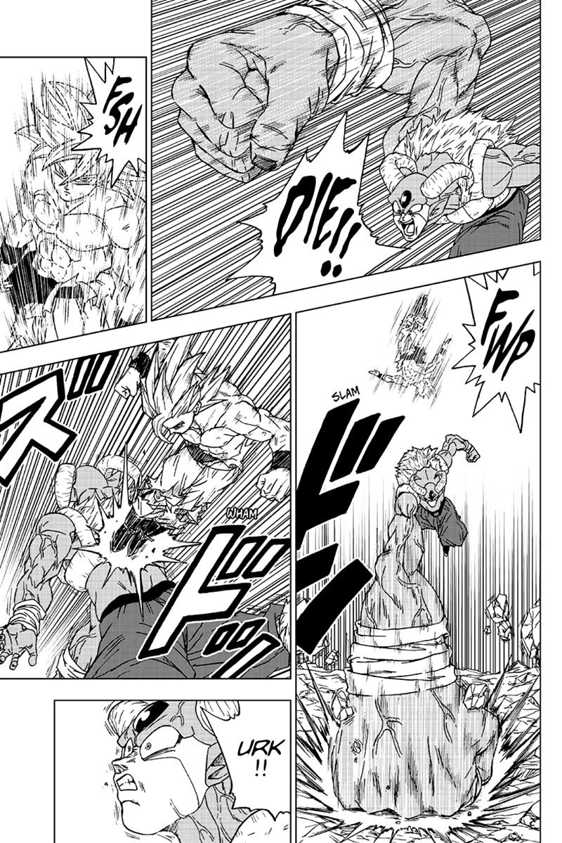 Dragon Ball Super Chapter 65  Online Free Manga Read Image 34