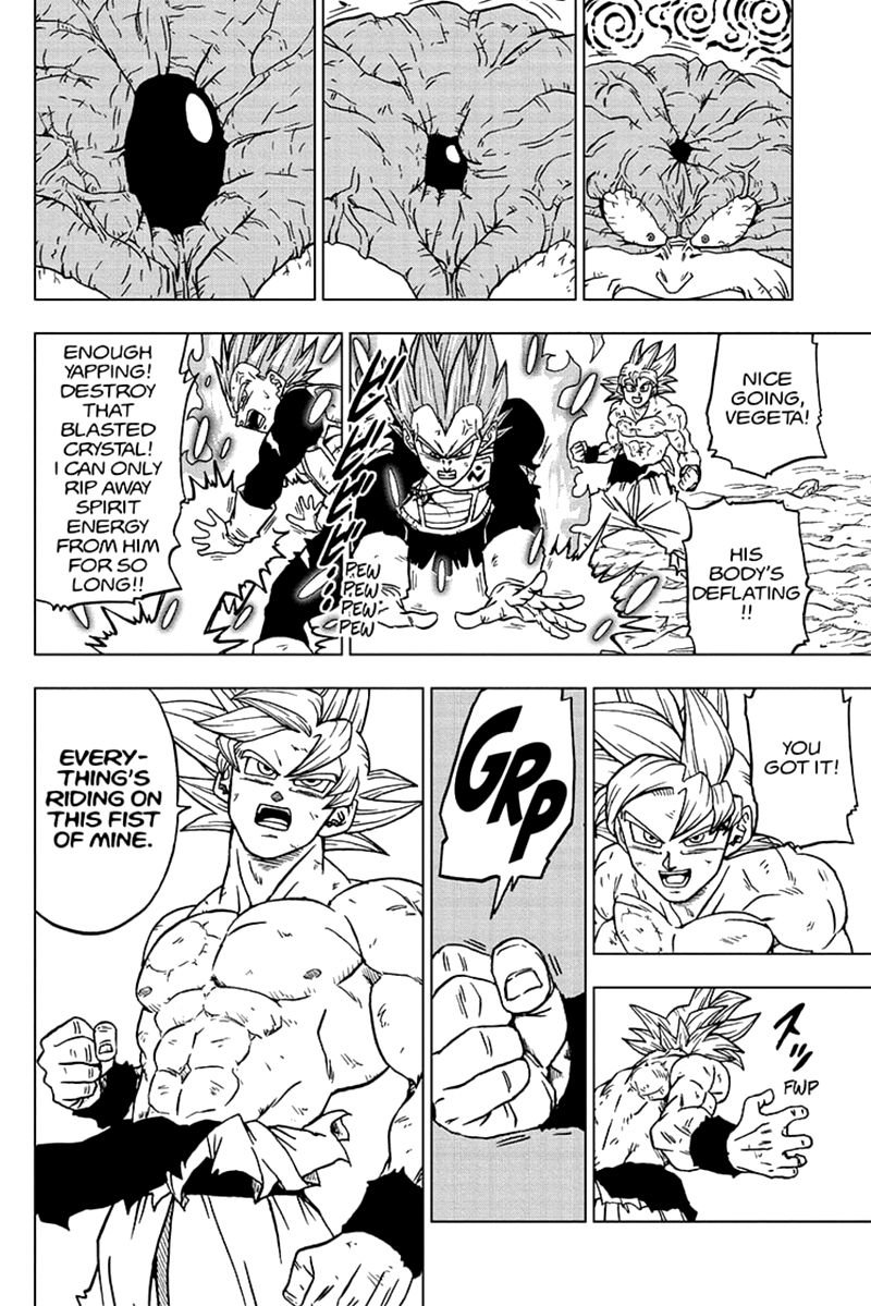 Dragon Ball Super Chapter 66  Online Free Manga Read Image 14
