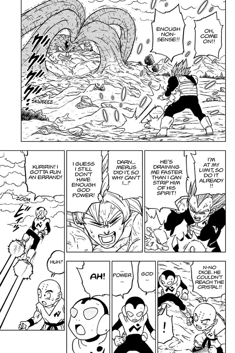 Dragon Ball Super Chapter 66  Online Free Manga Read Image 19