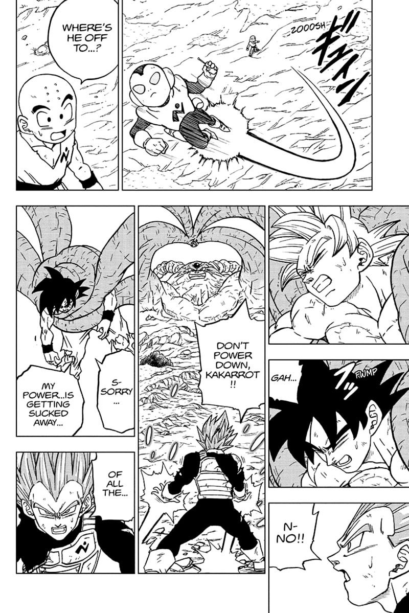 Dragon Ball Super Chapter 66  Online Free Manga Read Image 20