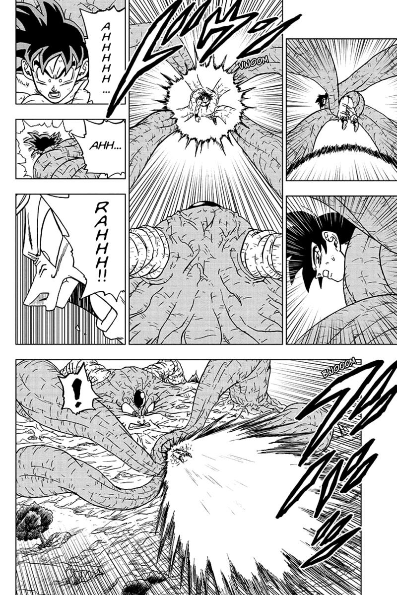 Dragon Ball Super Chapter 66  Online Free Manga Read Image 24