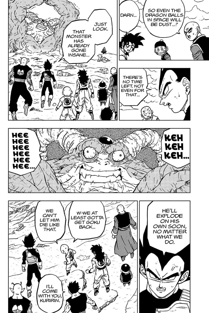 Dragon Ball Super Chapter 66  Online Free Manga Read Image 28