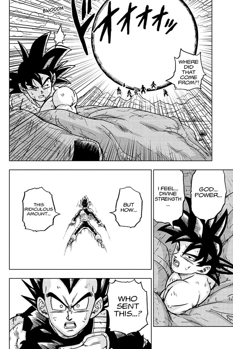 Dragon Ball Super Chapter 66  Online Free Manga Read Image 30