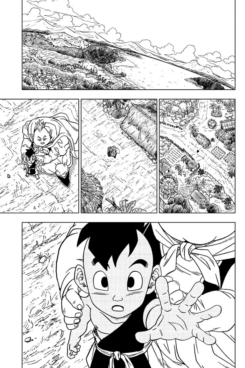 Dragon Ball Super Chapter 66  Online Free Manga Read Image 31