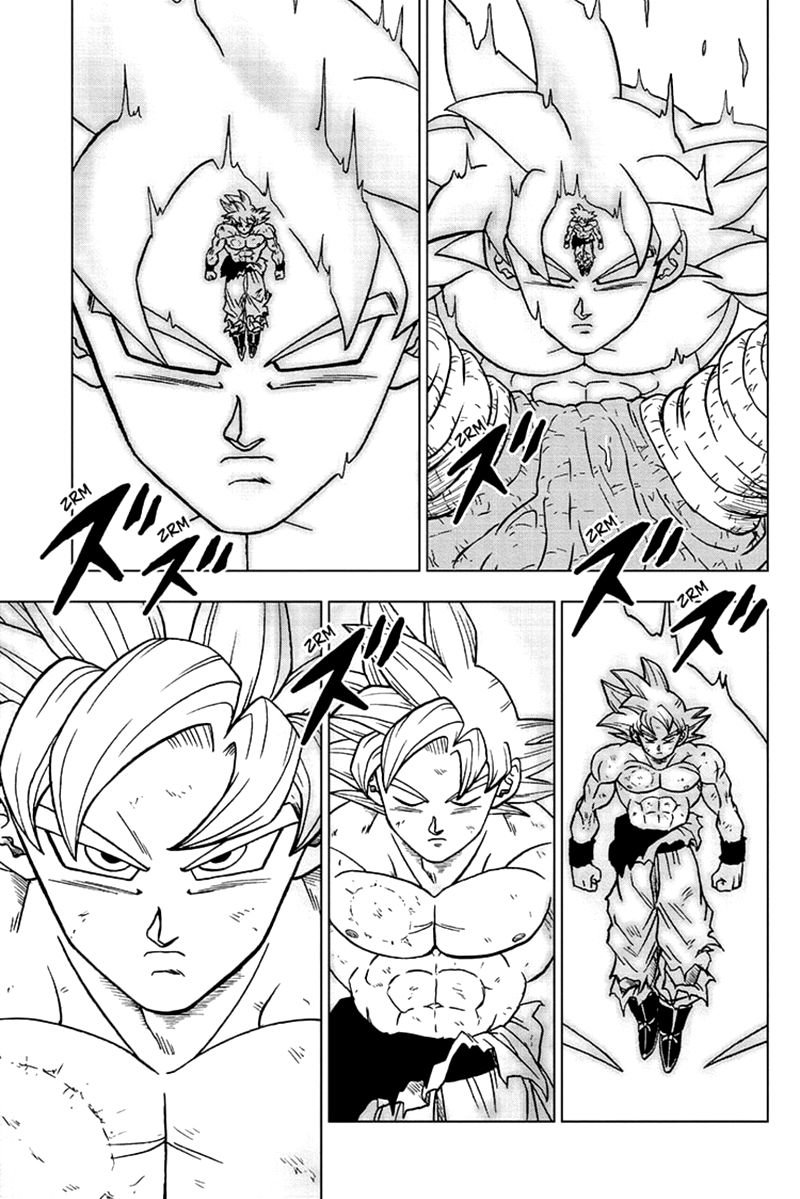 Dragon Ball Super Chapter 66  Online Free Manga Read Image 37