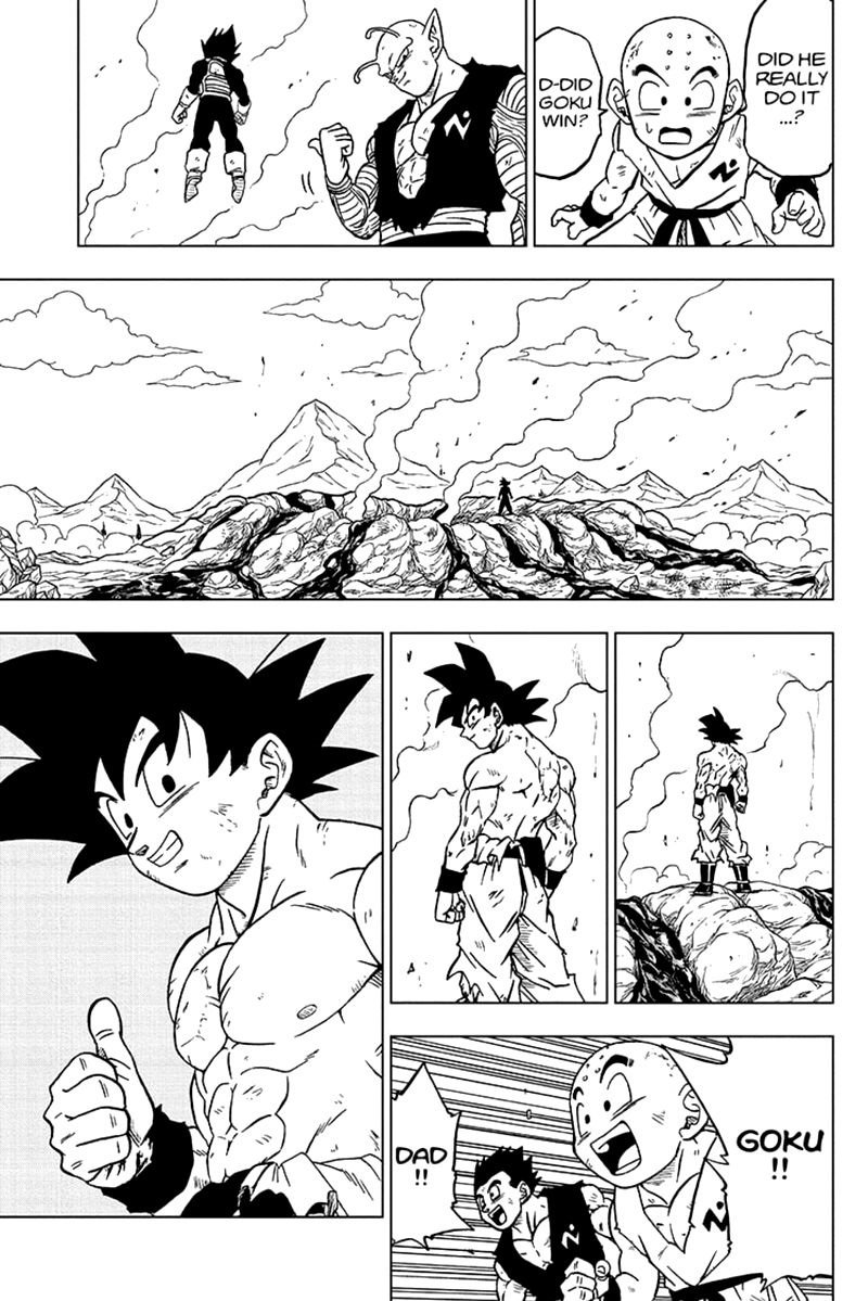 Dragon Ball Super Chapter 66  Online Free Manga Read Image 44