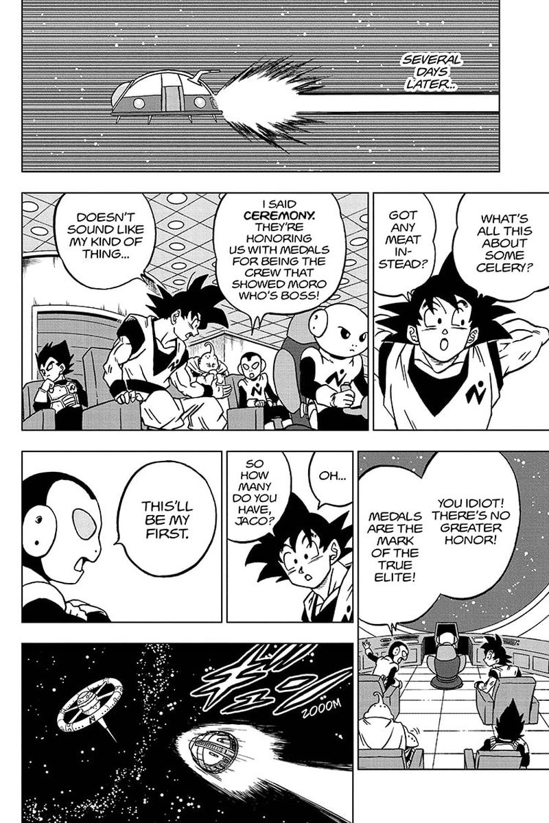 Dragon Ball Super Chapter 67  Online Free Manga Read Image 10