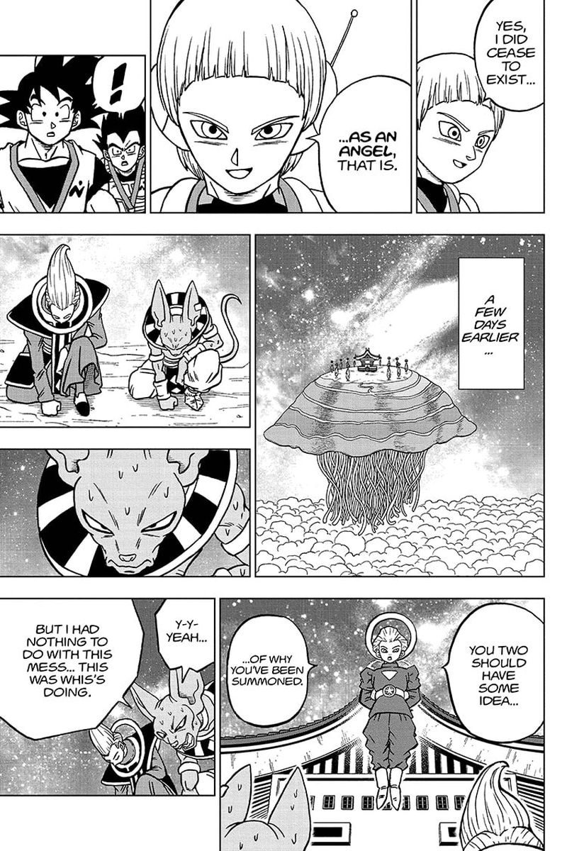 Dragon Ball Super Chapter 67  Online Free Manga Read Image 15