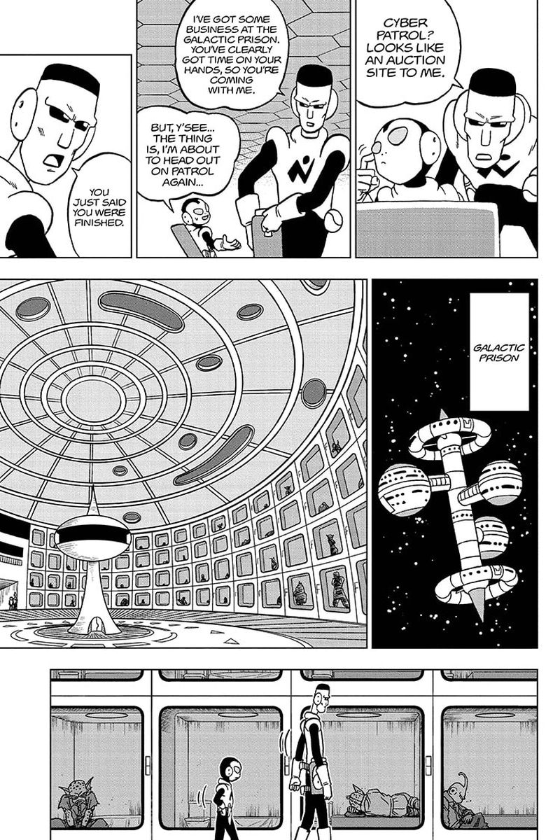 Dragon Ball Super Chapter 67  Online Free Manga Read Image 23