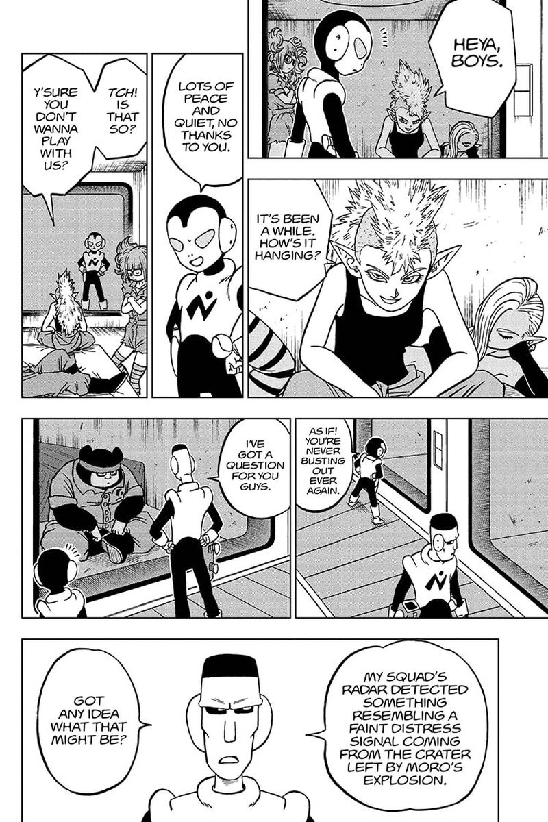 Dragon Ball Super Chapter 67  Online Free Manga Read Image 24