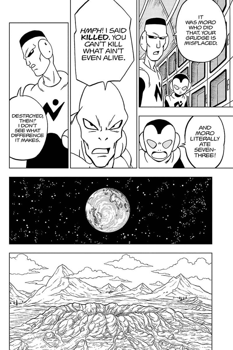 Dragon Ball Super Chapter 67  Online Free Manga Read Image 26