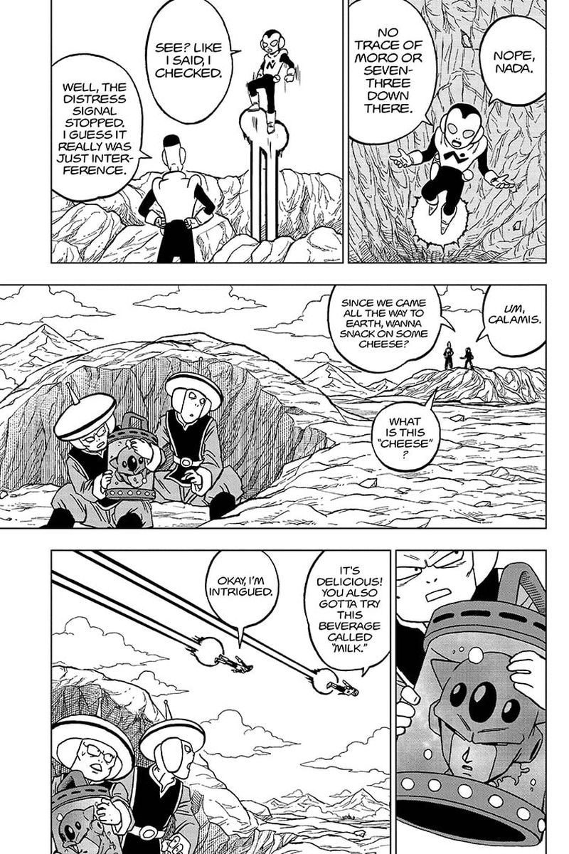 Dragon Ball Super Chapter 67  Online Free Manga Read Image 31