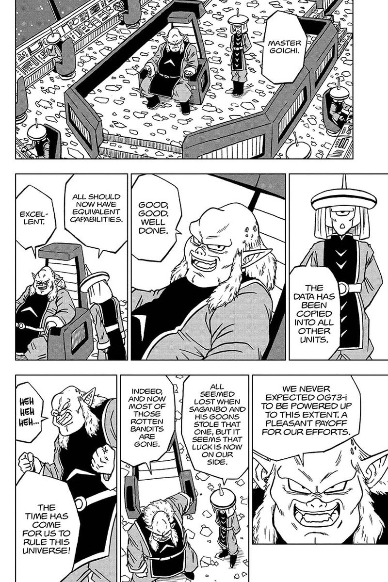 Dragon Ball Super Chapter 67  Online Free Manga Read Image 34