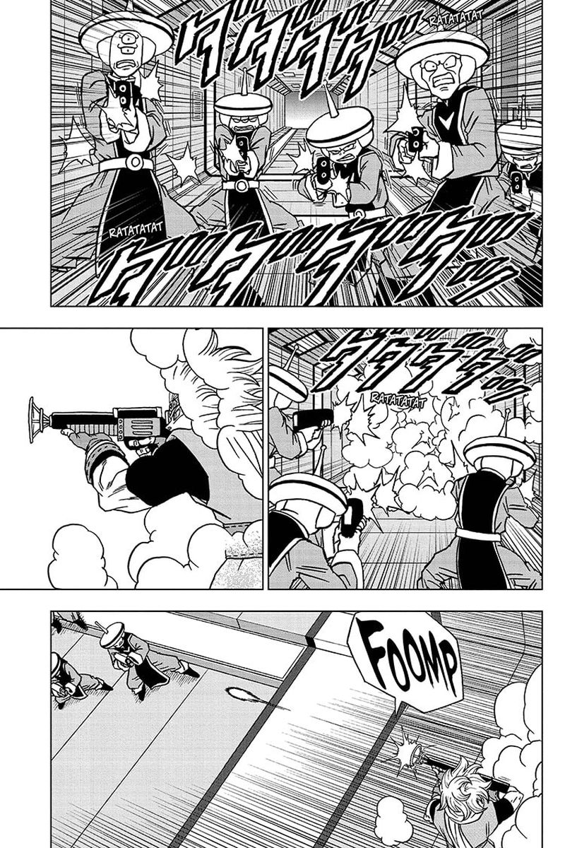 Dragon Ball Super Chapter 67  Online Free Manga Read Image 37