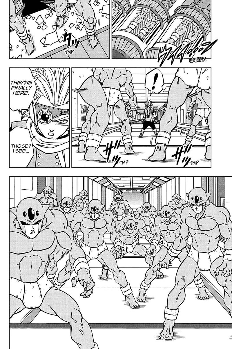 Dragon Ball Super Chapter 67  Online Free Manga Read Image 40
