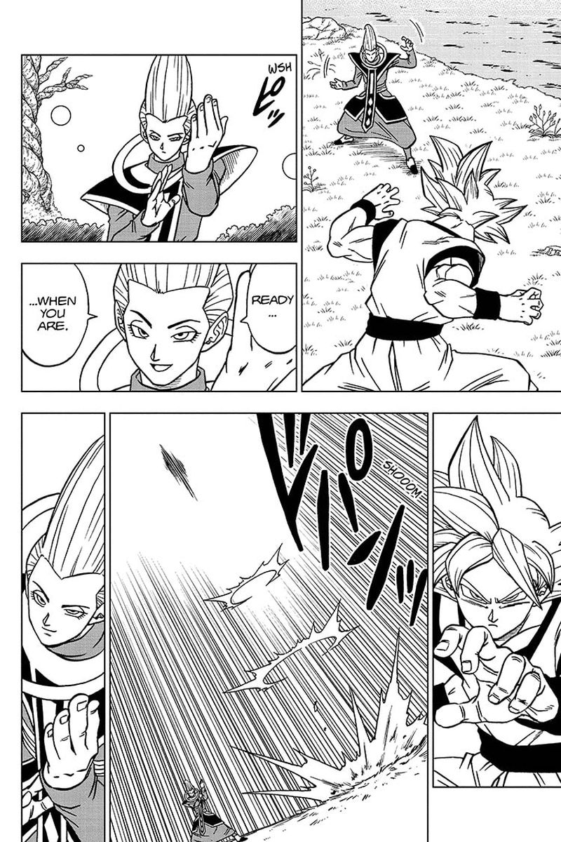 Dragon Ball Super Chapter 68  Online Free Manga Read Image 12