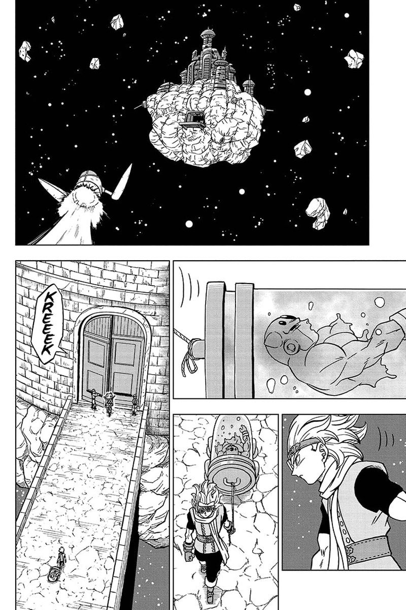 Dragon Ball Super Chapter 68  Online Free Manga Read Image 22