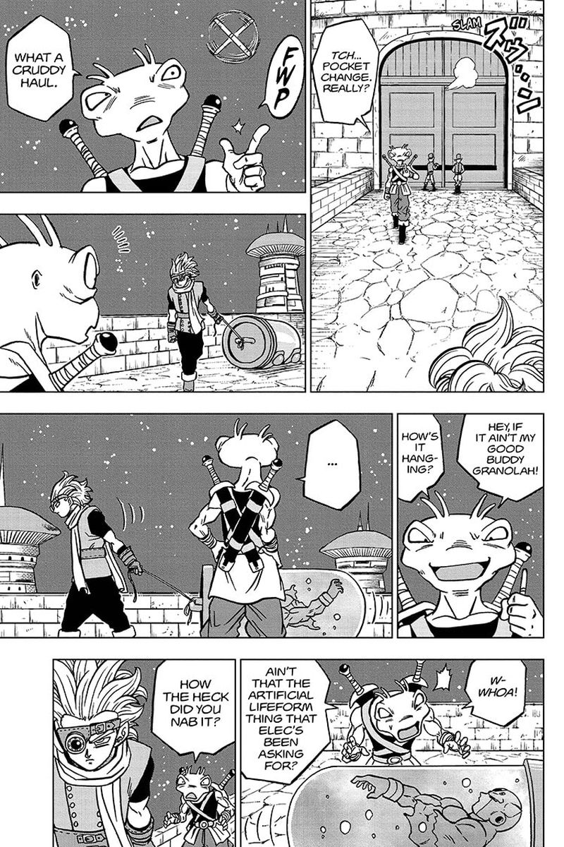 Dragon Ball Super Chapter 68  Online Free Manga Read Image 23