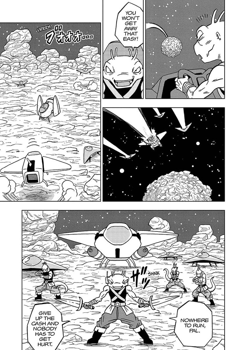 Dragon Ball Super Chapter 68  Online Free Manga Read Image 39