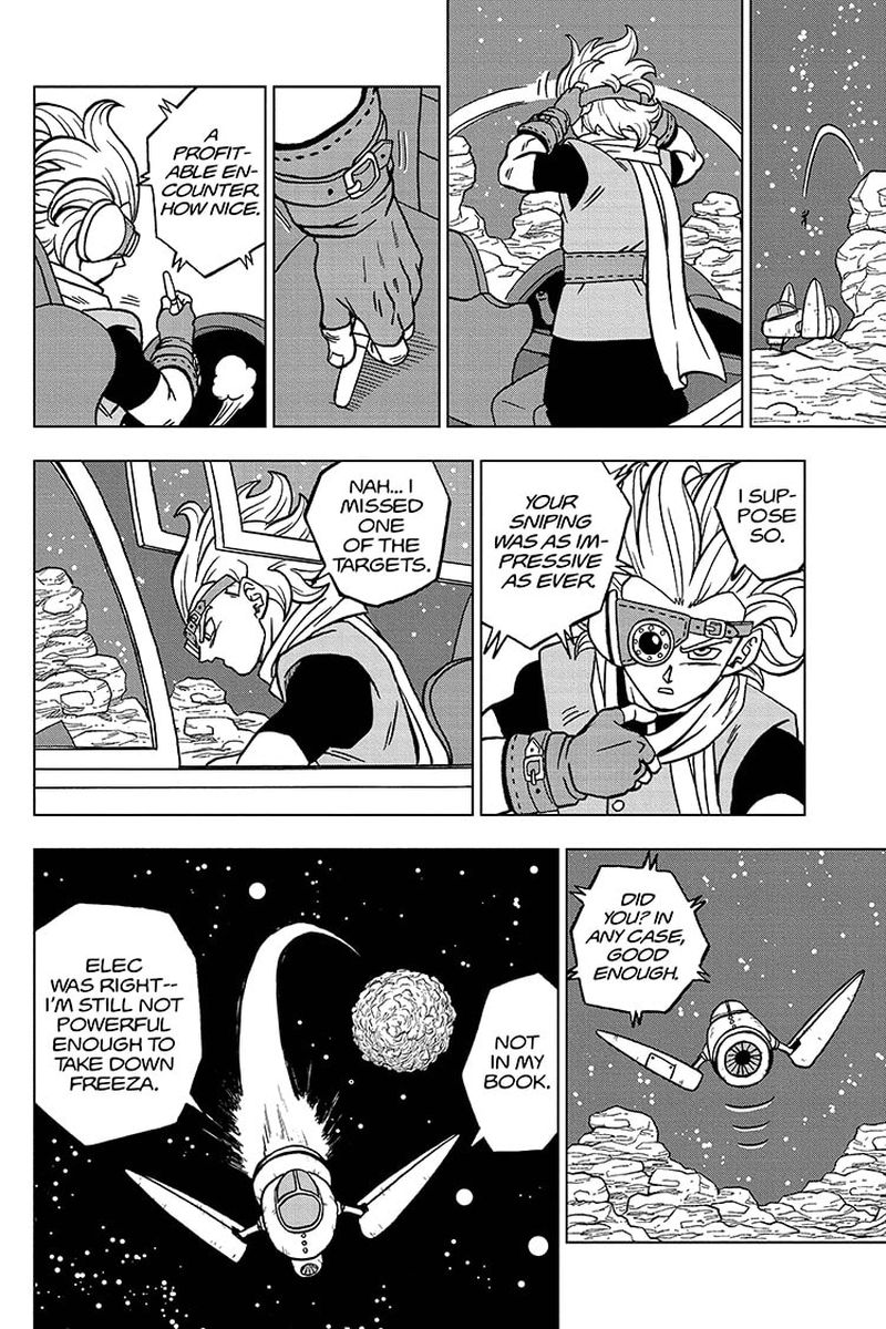 Dragon Ball Super Chapter 68  Online Free Manga Read Image 44