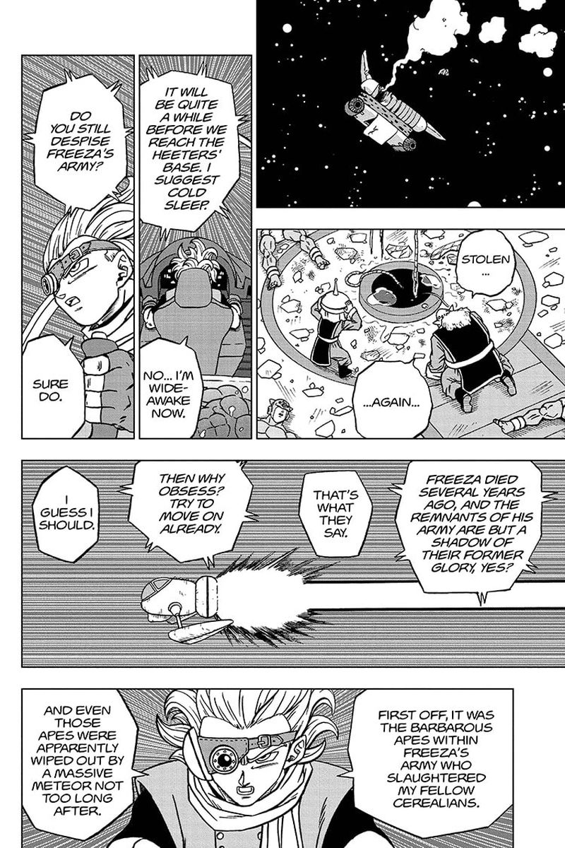 Dragon Ball Super Chapter 68  Online Free Manga Read Image 6