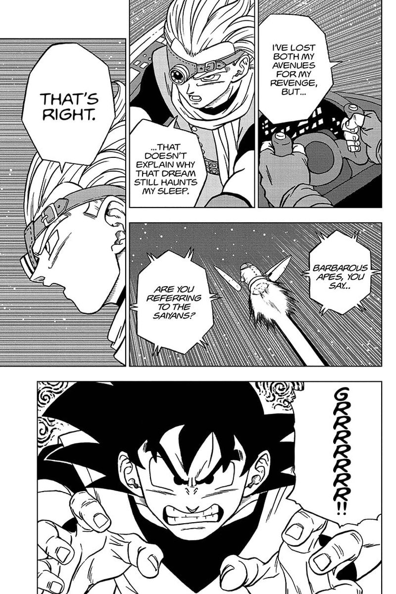 Dragon Ball Super Chapter 68  Online Free Manga Read Image 7