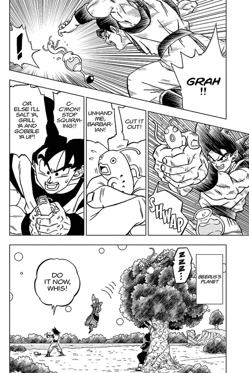Dragon Ball Super Chapter 68  Online Free Manga Read Image 8