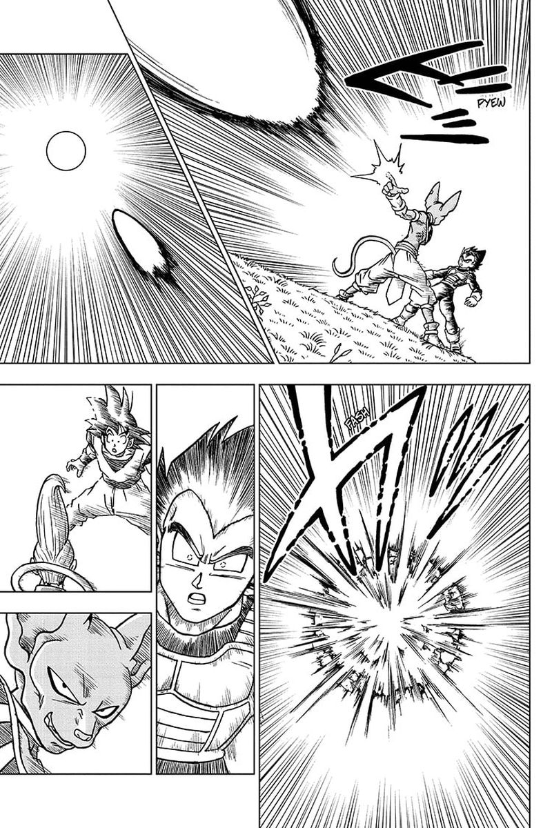 Dragon Ball Super Chapter 69  Online Free Manga Read Image 11