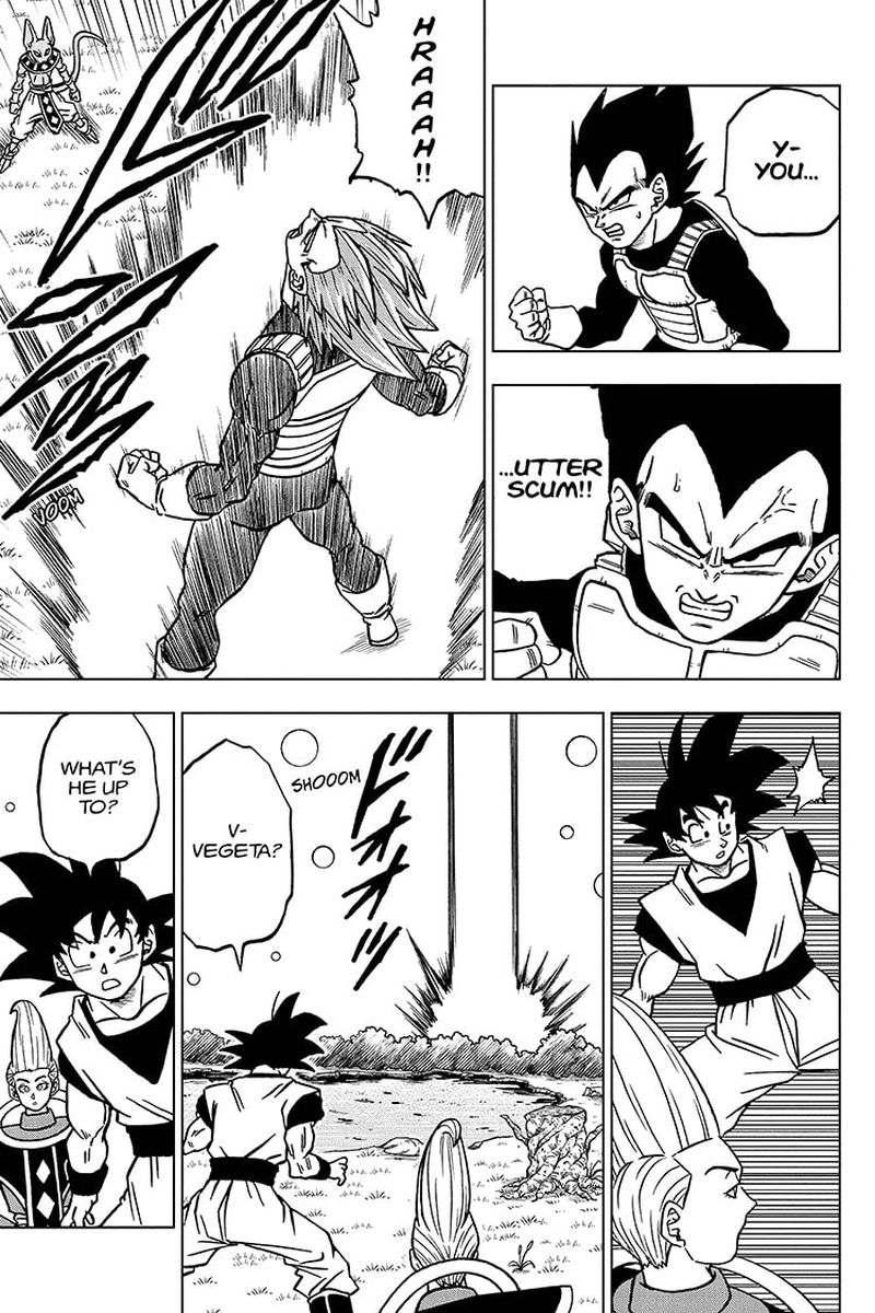 Dragon Ball Super Chapter 69  Online Free Manga Read Image 17