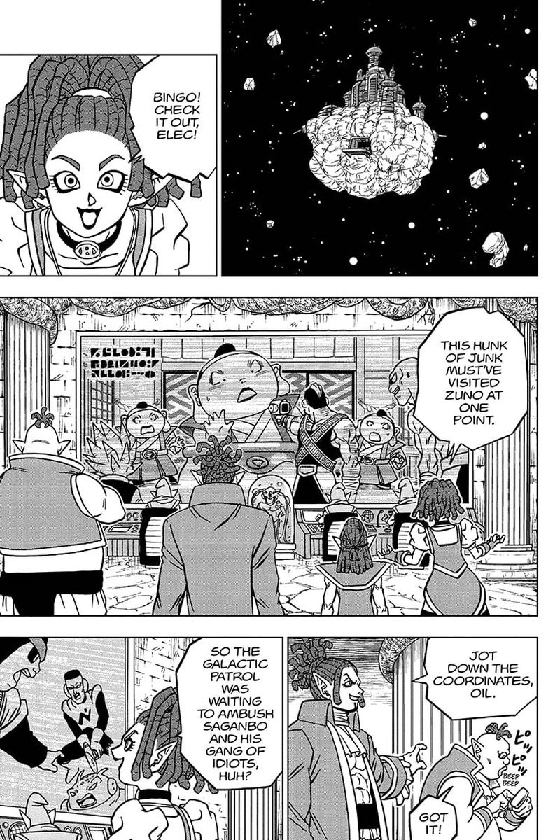 Dragon Ball Super Chapter 69  Online Free Manga Read Image 27