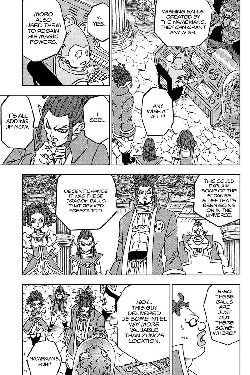 Dragon Ball Super Chapter 69  Online Free Manga Read Image 29